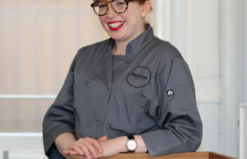 Caitlin Paxton from Paxton Chocolate