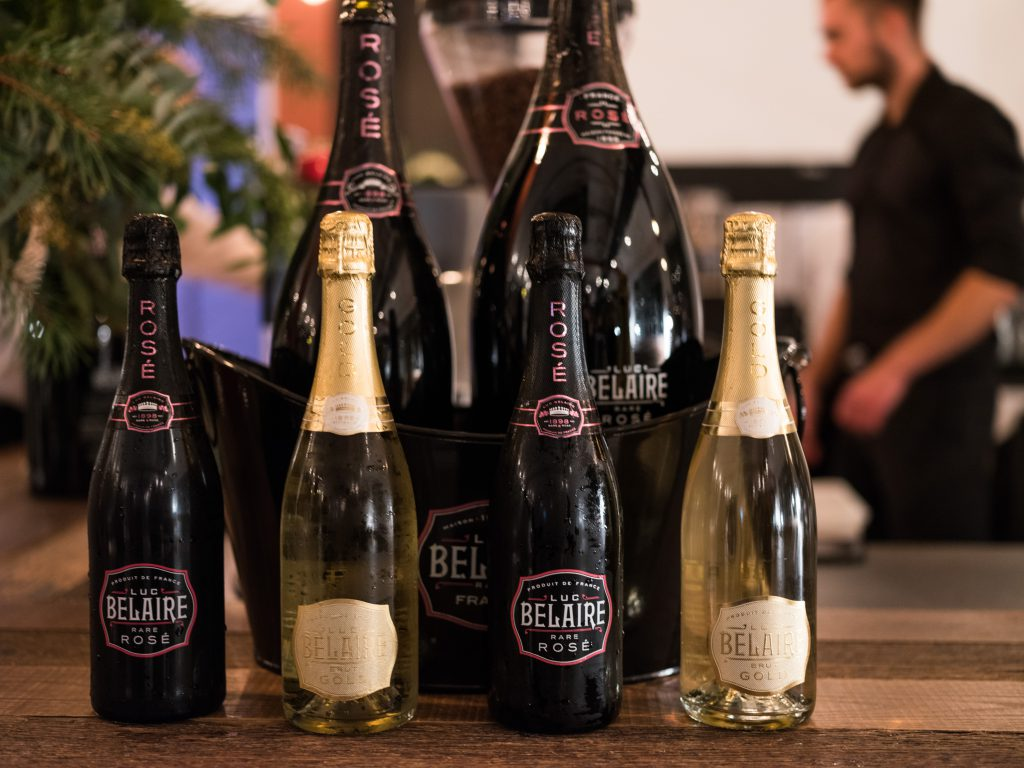 Belaire champagne