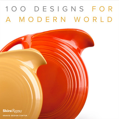 Design Books - 100 Designs for a Modern World, Penny Sparke and George R. Kraviss II