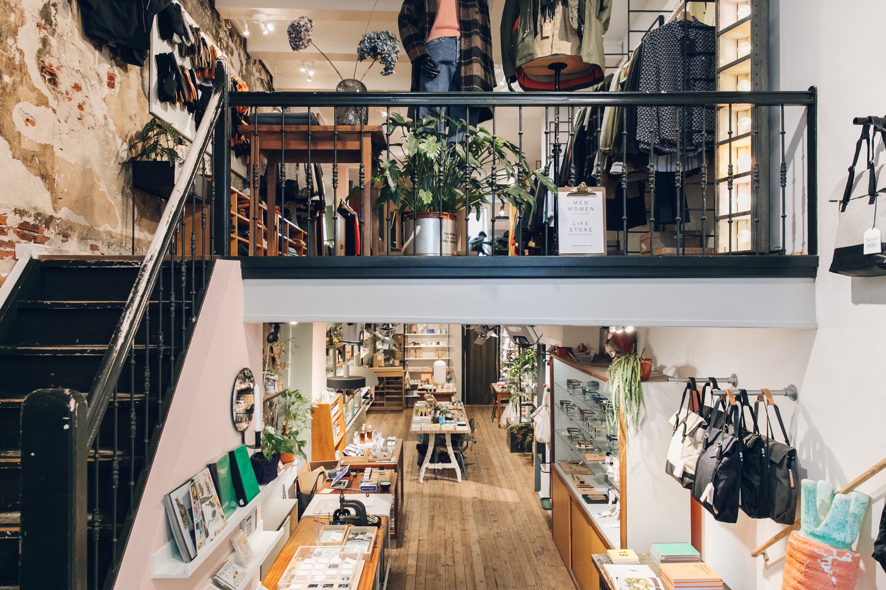 Trouva Six and Sons Amsterdam independent shops