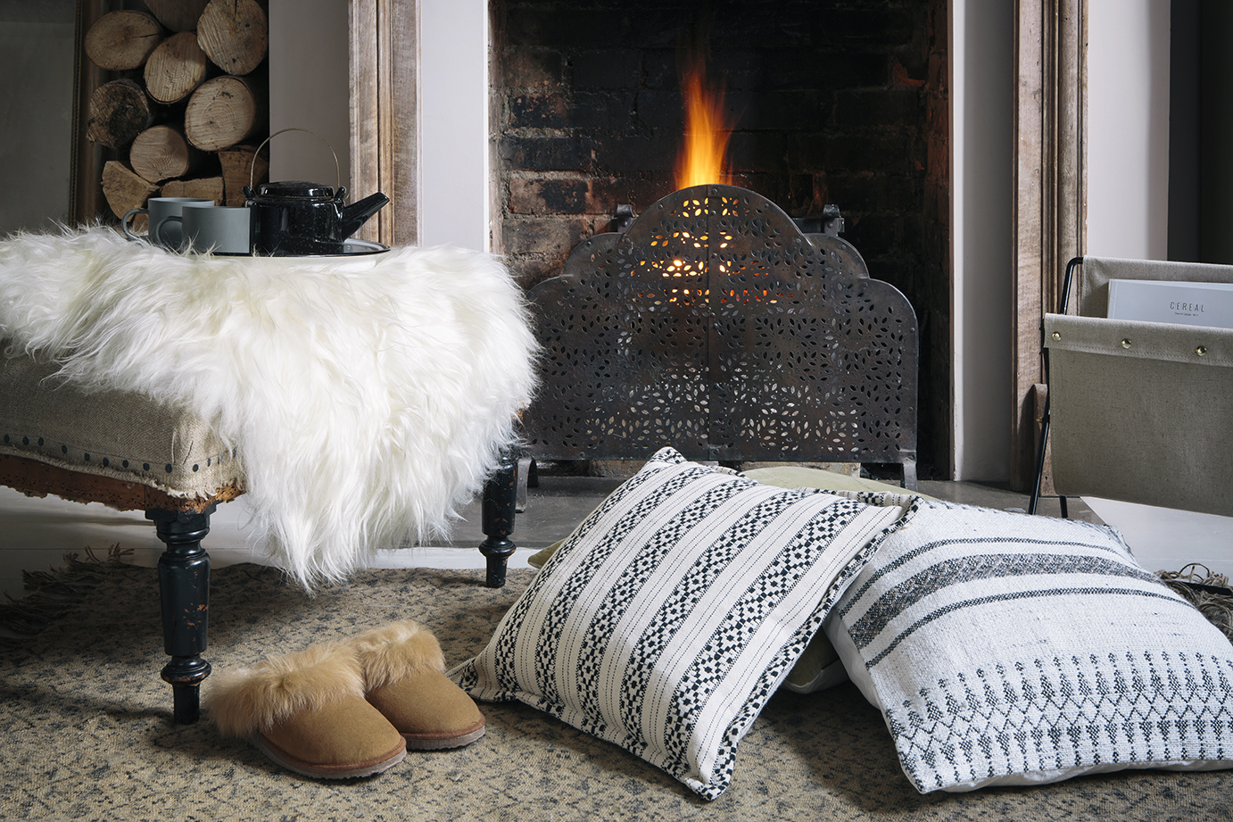 11 ways to make your home cosy for winter