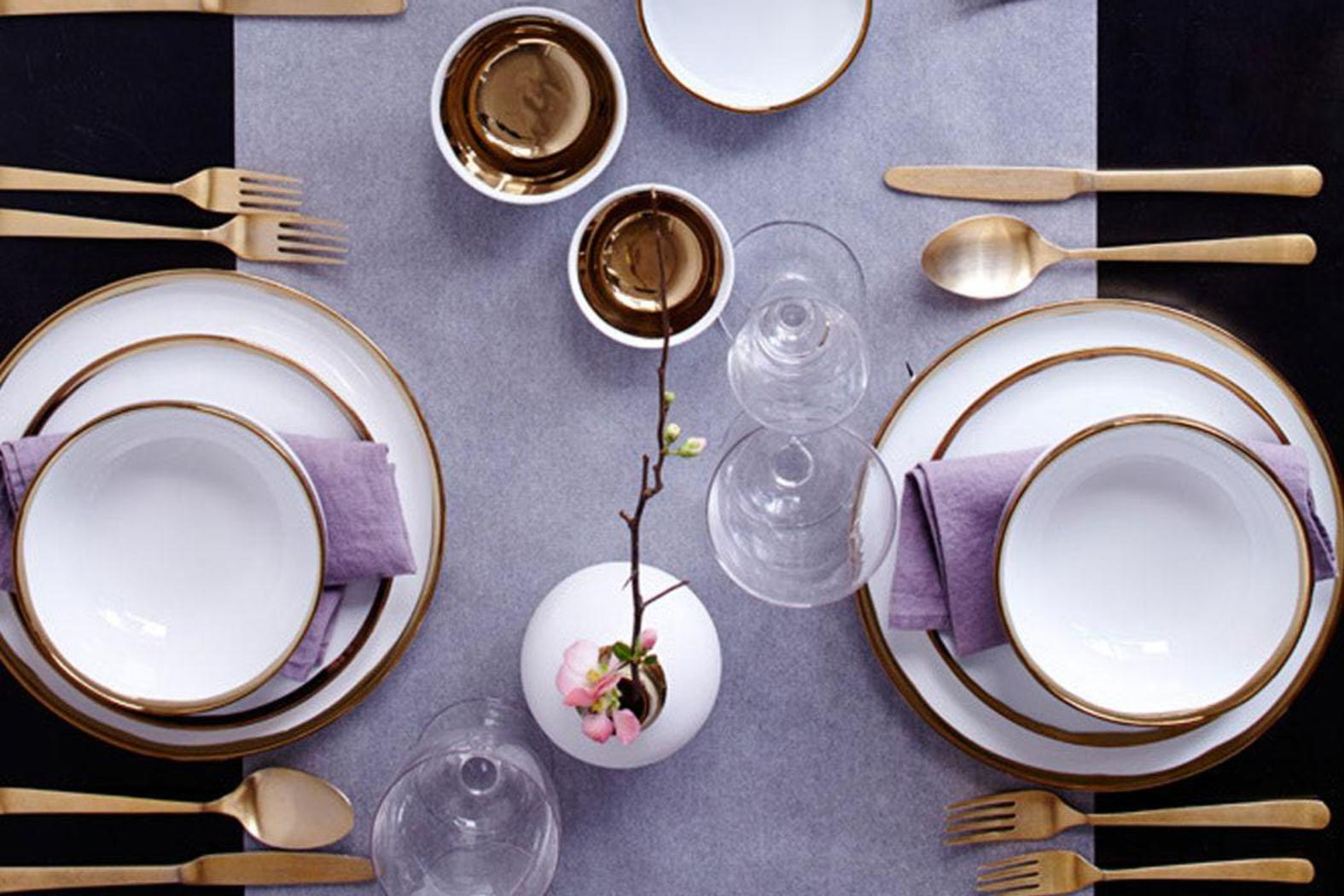 Canvas Home's Dauville range makes for lovely wedding gifts