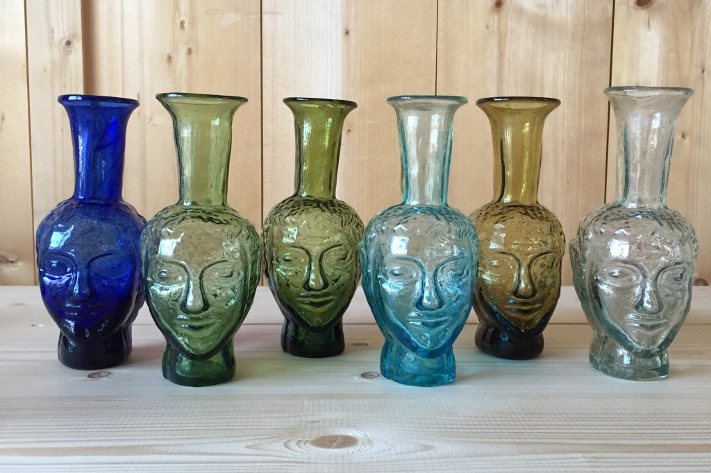 La Soufflerie vases make unique wedding gifts for the couple who have everything