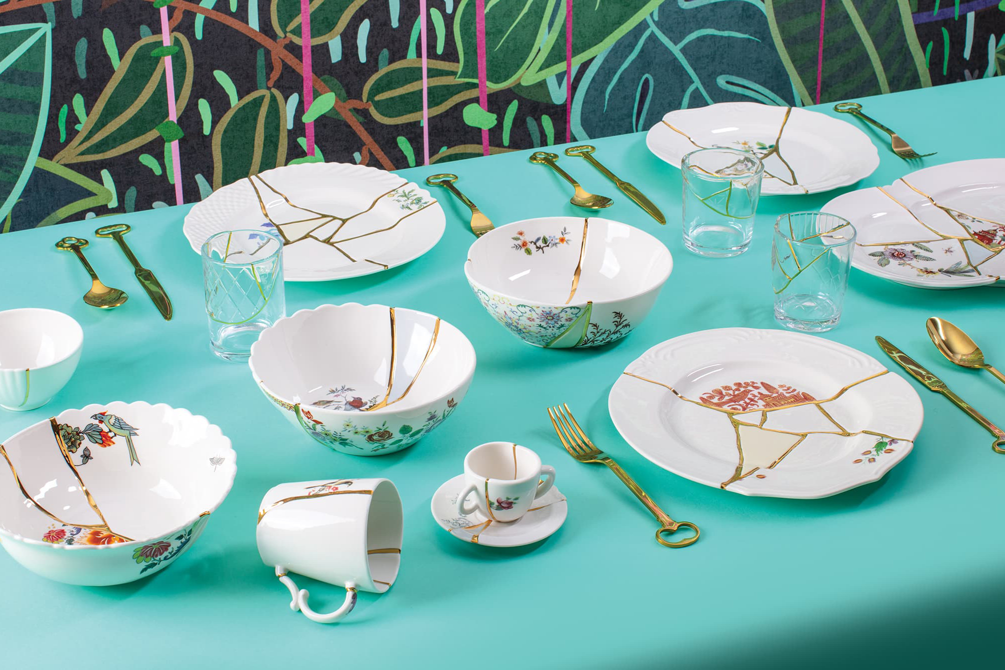 Seletti's out-there home accessories make beautiful wedding gifts for the couple who have everything