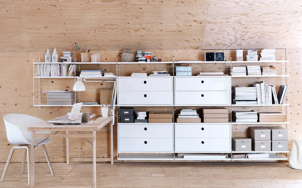 Stylish storage solutions only